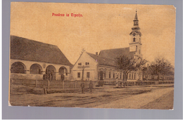 CROATIA Vrpolje Pozdrav Iz Vrpolja 1910 OLD POSTCARD 2 Scans - Croatia