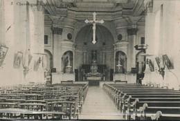 Chevetogne Interieur De L Eglise - Belgique