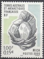 TAAF 2000 Yvert 278 Neuf ** Cote (2015) 0.80 Euro Mica - Terres Australes Et Antarctiques Françaises (TAAF)