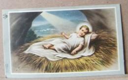 MONDOSORPRESA, (ST346) SANTINO, SANTINI, GESU' BAMBINO - Images Religieuses