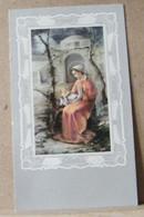 MONDOSORPRESA, (ST351) SANTINO, SANTINI, MARIA VERGINE E GESU' BAMBINO - Images Religieuses