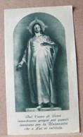 MONDOSORPRESA, (ST353) SANTINO, SANTINI, CUORE DI GESU' - Images Religieuses