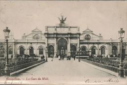 Bruxelles Gare Du Midi - Gares - Sans Trains