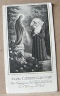 MONDOSORPRESA, (ST359) SANTINO, SANTINI, BEATA CATERINA LABOURE' - Images Religieuses