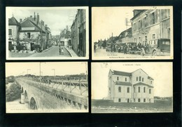Beau Lot De 50 Cartes Postales De France  Nièvre          Mooi Lot Van 50 Postkaarten Van Frankrijk ( 58 ) - 50 Scans - Cartes Postales