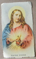 MONDOSORPRESA, (ST363) SANTINO, SANTINI, CUORE DI GESU' 1922 - Images Religieuses