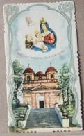 MONDOSORPRESA, (ST370) SANTINO, SANTINI, VERGINE PRODIGIOSA DELLA RIVA - Images Religieuses