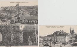 18 / 8 / 164  -  LOT DE 7. CPA  DE. CLERMONT - FERRAND - Toutes Scanées - Cartes Postales