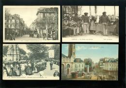 Beau Lot De 60 Cartes Postales De France  Morbihan          Mooi Lot Van 60 Postkaarten Van Frankrijk ( 56 ) - 60 Scans - Cartes Postales