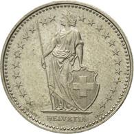 Monnaie, Suisse, 1/2 Franc, 1990, Bern, TTB+, Copper-nickel, KM:23a.3 - Suiza