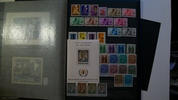 Kasai Del Sur-Lot De Series Completas&sellos Sueltos+bloque En Nuevo - Timbres