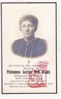 DP Foto - Philomena J. Van Gilwe ° Brugge 1870 † Antwerpen 1938 X J. J. Jenné / De Haeck Barrie Mampaey Dirven - Images Religieuses