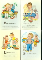 Beau Lot De 19 Cartes Postales De Fantaisie Illustrateur Mabel Lucie Attwell     Mooi Lot Van 19 Postkaarten  Fantasie - Cartes Postales