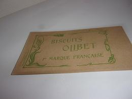 Biscuits Olibet 1 Iere Marque Française Découpage N 3 Le Gouter - Publicité