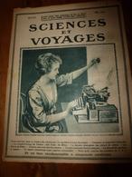 1923 SEV: Comment Se Prépare L'ABSINTHE; Dernier Truc Pour Voler Les Valises; Pékin; Fabriquer Sa TSF; Etc - Livres, BD, Revues