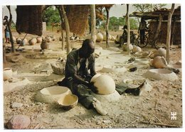 CPM      BURKINA FASO          DADIGA  PROVINCE DE BAZEGA       ATELIER DE POTIERS - Burkina Faso