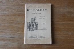 L'instruction  Du Soldat  1903 - Documents