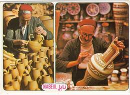 Potier De Nabeul / Potter At Nabeul / Topfer Von Nabeul - (Tunisie) - Tunesië