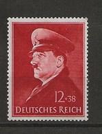 Effigie Hitler-. - Allemagne
