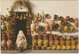 Nabeul - Centre Artisanal / Handicraft Center / Handwerksort  - Pottery - (Tunisie) - Tunesië