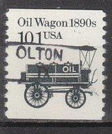 USA Precancel Vorausentwertung Preo, Locals Texas, Olton 835,5 - Vereinigte Staaten