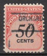 USA Precancel Vorausentwertung Preo, Locals Texas, Orchard 841 - Vereinigte Staaten