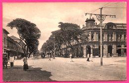 Colombo - York Street - Tram - Tramway - Animée - PLATE Ltd N° 96 - Sri Lanka (Ceylon)