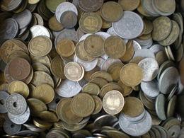 1 Lot De 6 Kg De Pièces De Monnaies - Monete & Banconote