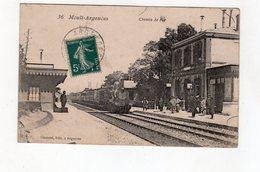 Moult Argences - Chemin De Fer - 14 - - France