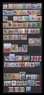 Serbia (Yugoslavia) 1992-2010 Charity Stamps, TBC, Red Cross Against Cancer, SIDA, Saint Sava, Sport, 77pts, MNH - Serbien