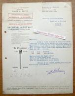 "Clou à Ferrer ""Le Vainqueur""  Duchene, Guyot & Cie, Rue Bara, Bruxelles-Midi 1927 - Belgium"