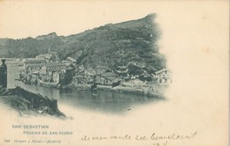 San Sebastián; Pasajes De San Pedro - Not Circulated. (Hauser Y Menet - Madrid) - Guipúzcoa (San Sebastián)