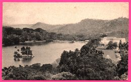 Kandy From Lady Horton Walk - Edit. PLATE Ltd N° 129 - Sri Lanka (Ceylon)