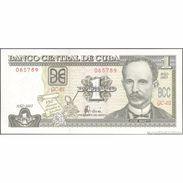 TWN - CUBA 125 - 1 Peso 2003 150th Ann. José Marti - Serie GC-01 UNC - Cuba