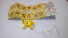 (472) - Kinder Emoji SE 790B +   BPZ - Montables