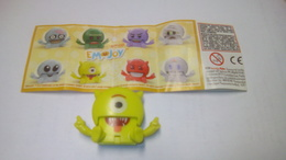 (476) - Kinder Emoji SE 795A +   BPZ - Montables