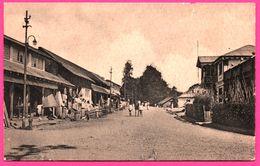 Ceylon - Nuwara Eliya - Street Scene - Animée - PLATE Ltd N° 149 - Sri Lanka (Ceylon)