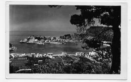 (RECTO / VERSO) MALLORCA - SOLLER EL PUERTO - CACHET HOTEL - FORMAT CPA VOYAGEE - Mallorca