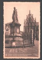 Mechelen - Standbeeld Van Marguerite Van Oostenrijk - 1948 - Mechelen