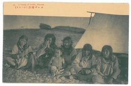 14604 ETHNICS, Russia, A Group Of Goldis, Siberia - Old Postcard - Unused - Russia