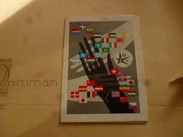 BC5-2-0 Bruxelles Expo 58 Plan De L'exposition - Dessin Vw Coccinelle Cox - Geographical Maps