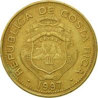Monnaie, Costa Rica, 50 Colones, 1997, TTB, Laiton, KM:231 - Costa Rica