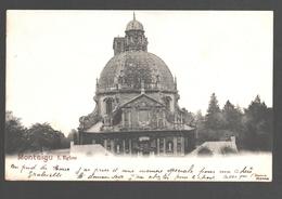 Scherpenheuvel / Montaigu - L'Eglise - Enkele Rug - 1902 - Scherpenheuvel-Zichem
