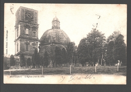 Scherpenheuvel / Montaigu - L'Eglise (vue De Côté) - Uitgave Smets-Nihoul, Montaigu - Enkele Rug - 1903 - Scherpenheuvel-Zichem