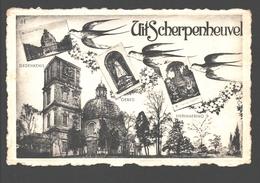 Scherpenheuvel / Montaigu - Gedenkenis, Gebed, Herinnering Uit Scherpenheuvel - Scherpenheuvel-Zichem