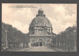 Scherpenheuvel / Montaigu - Kerk - Voorgevel - Nieuwstaat - Scherpenheuvel-Zichem