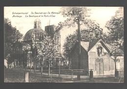 Scherpenheuvel / Montaigu - Scherpenheuvel - De Basiliek En De Waterput - 1925 - Scherpenheuvel-Zichem