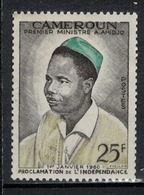 CAMEROUN       N°  YVERT     311   NEUF AVEC CHARNIERES        ( Char 04/A ) - Cameroon (1960-...)
