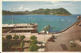Espagne  San Sebastian Club Nautico Y Bahia - Espagne