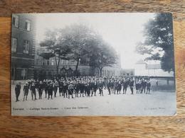 "CP Tournai 1910 ""Collège Notre-Dame - Cour Des Internes - L. Lagaert"" - Tournai"
